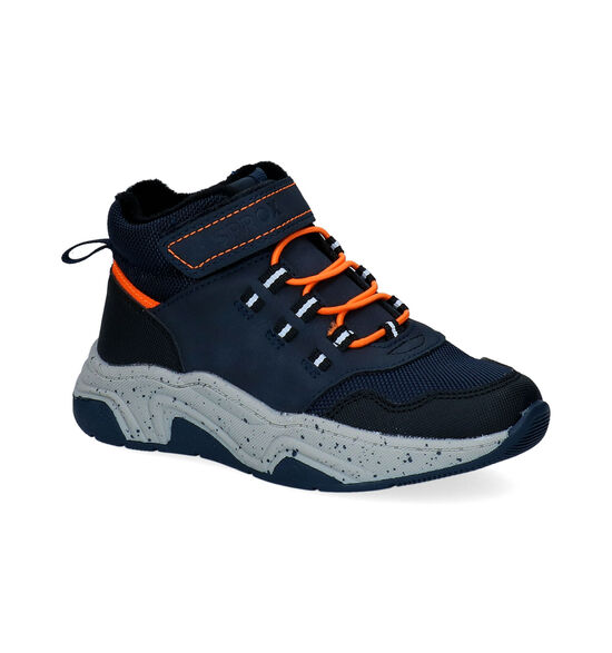 Sprox Chaussures hautes en Bleu foncé
