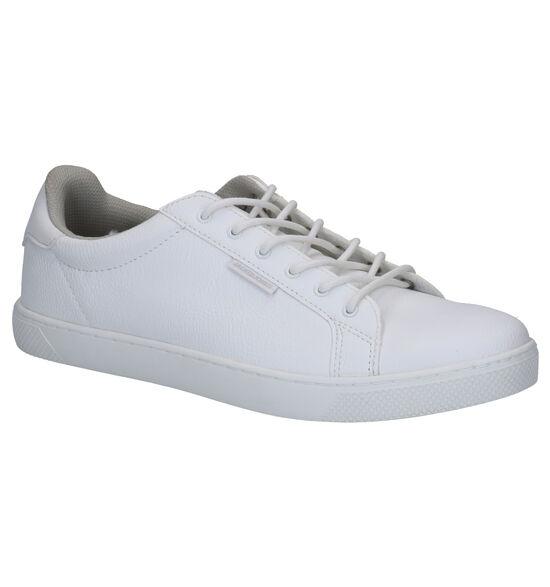 Jack & Jones Trent PU Witte Sneakers