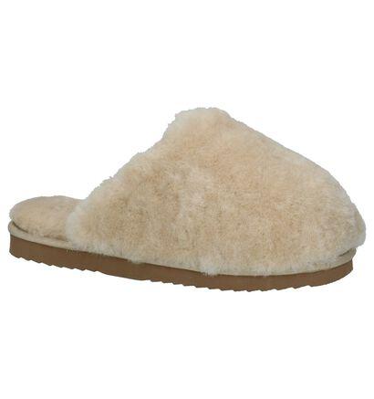 Licht Beige Pantoffels Warmbat Mungo, Beige, pdp
