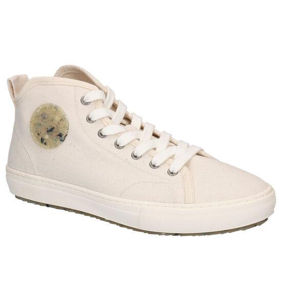 ZOURI Chlorella Ecru Sneakers