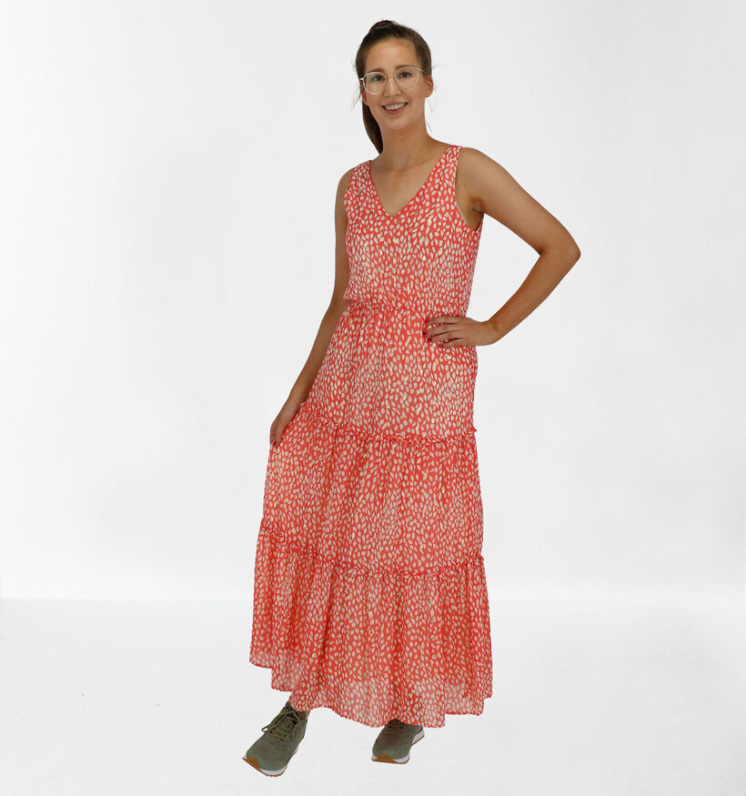 Vero Moda Robe longue en Rose (278228)