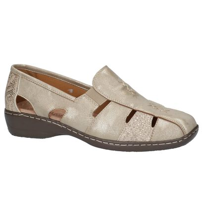 Soft Comfort Chaussures sans lacets  (Or), Or, pdp