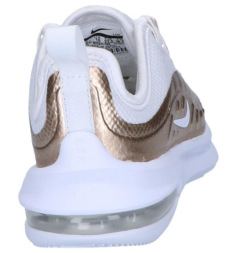 Witte Sneakers Nike Air Max Axis in kunstleer (250000)