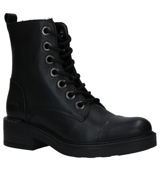 Red Rag Zwarte Boots