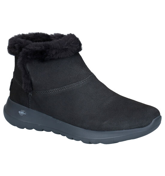 Skechers On-the-go Bottes de neige en Gris