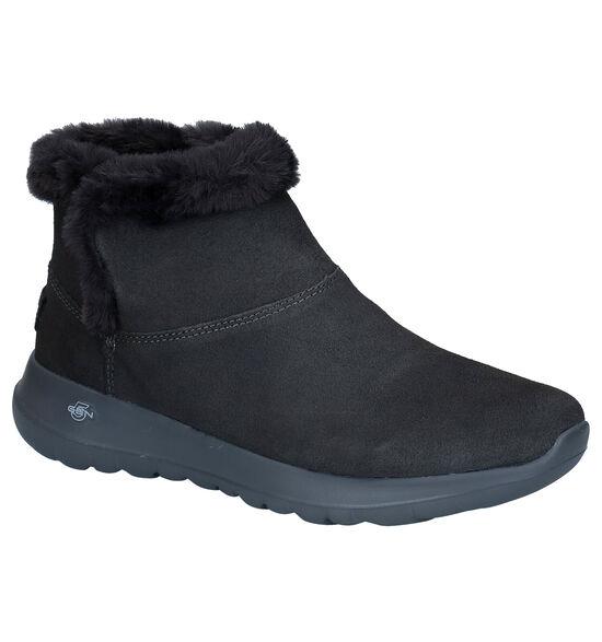 Skechers On-the-go Grijze Snowboots