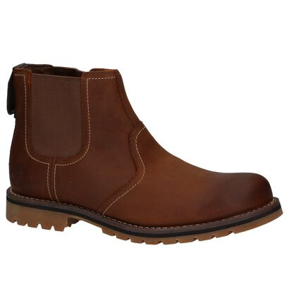 Timberland Larchmont Bruine Chelsea Boots in nubuck (222562)
