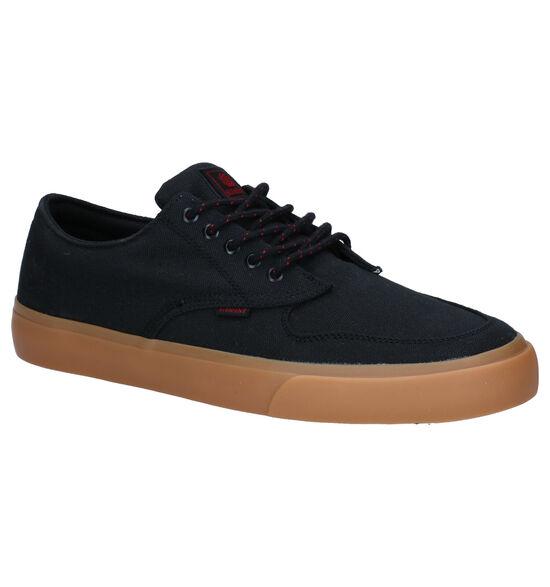 Element Topaz Zwarte Sneakers