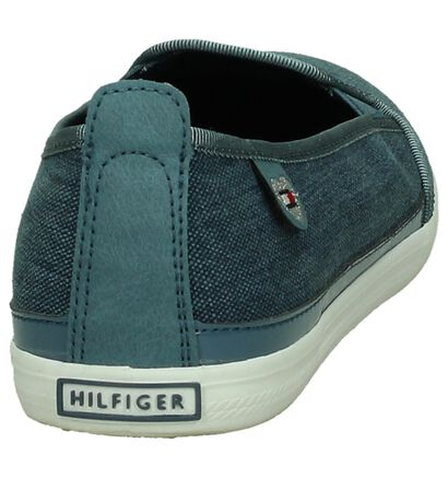 Tommy Hilfiger Slip-on  (Bleu), Bleu, pdp