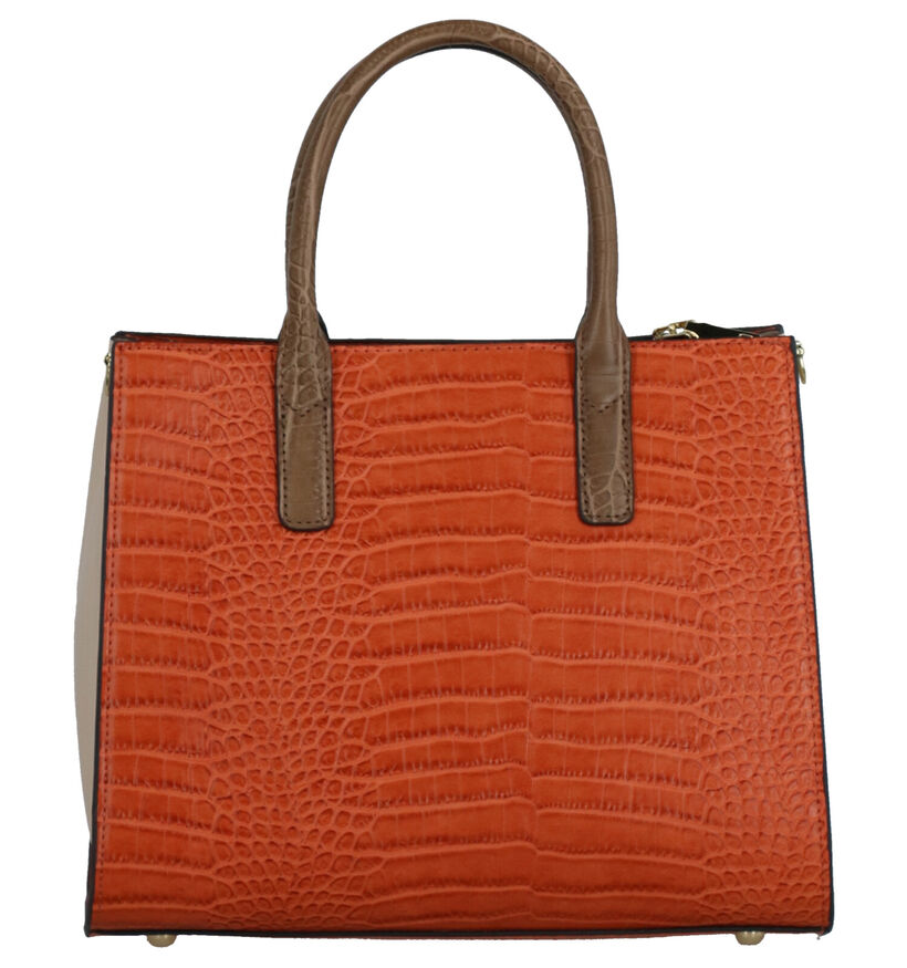 BOO! Coruna Sac à main en Orange en simili cuir (272109)