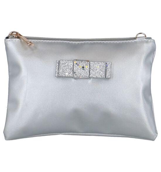 Zilveren Clutch Tasje Dolce C.