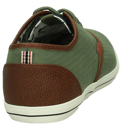 Jack & Jones Baskets basses  (Vert kaki), Vert, pdp