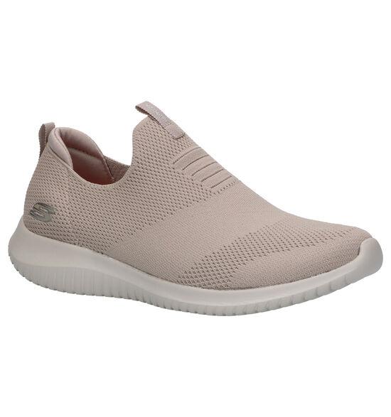 Skechers Ultra Flex Sneakers Taupe