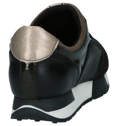 Poelman Chaussures sans lacets  (Noir), Noir, pdp