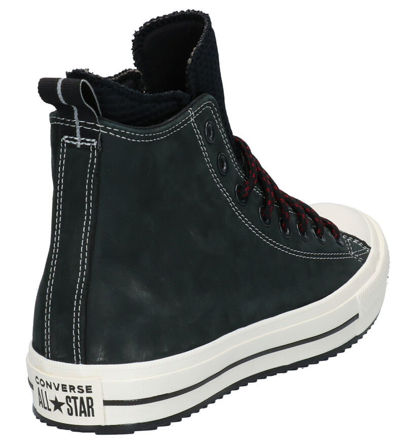 Converse Chuck Taylor AS Grijze Sneakers in nubuck (263440)