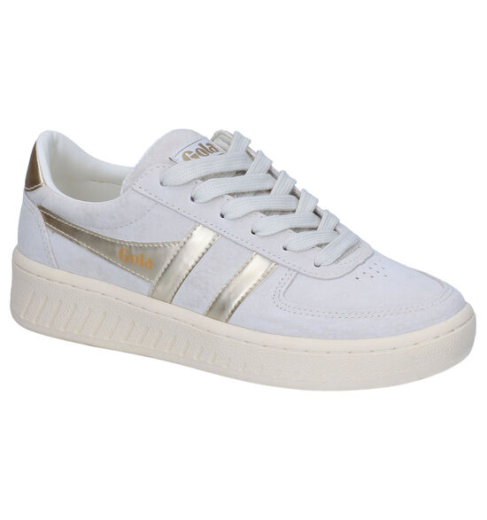 Gola Grandslam Pearl Grijze Sneakers