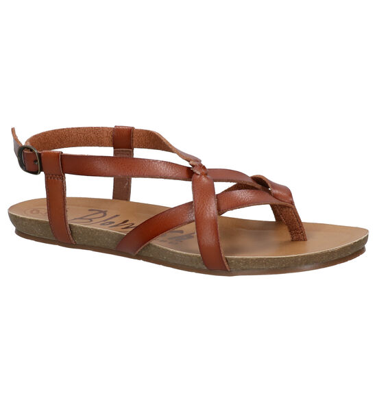 Blowfish Malibu Vegan Cognac Sandalen