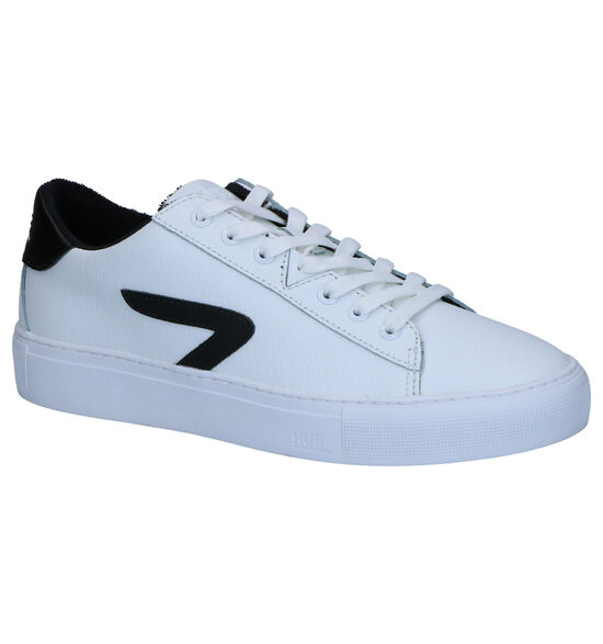 Hub HOOK-Z Witte Sneakers