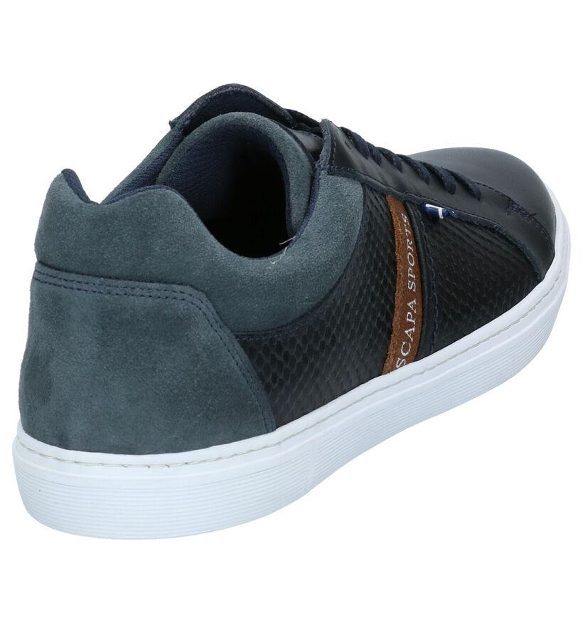 Scapa Chaussures basses en Blanc en cuir (270345)
