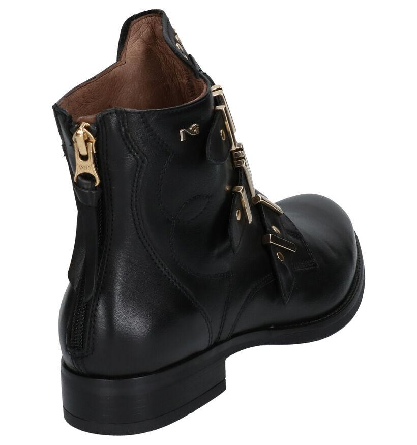 NeroGiardini Zwarte Boots in lak (262494)