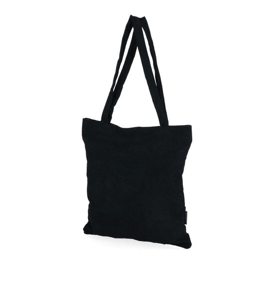 Beagles Zwarte Shopper Tas