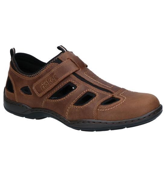 Rieker Chaussures basses (Brun clair)