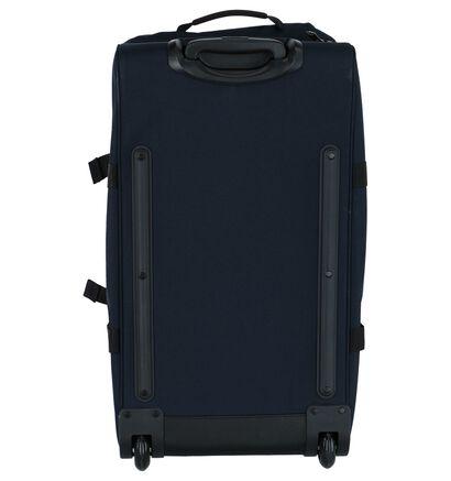 Eastpak Tranverz Sacs à roulettes en Bleu foncé en textile (225727)
