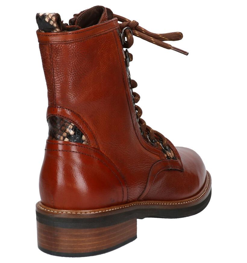 Maripé Cognac Boots (259434)