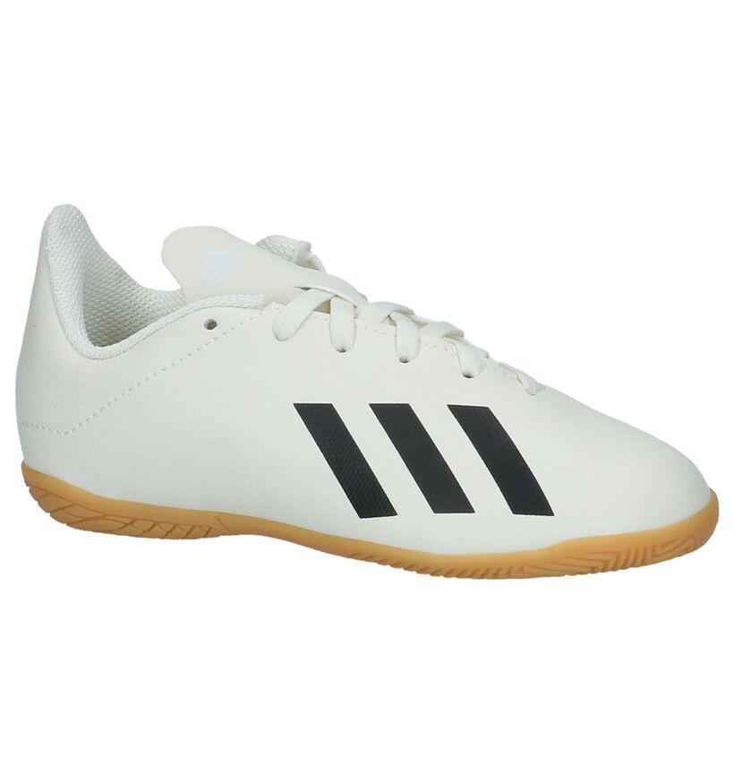 adidas X Tango Chaussures de foot en Écru en simili cuir (230821)