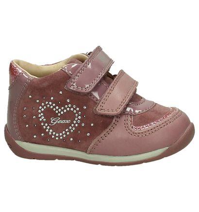 Roze Babyschoentjes Geox in lakleer (200294)