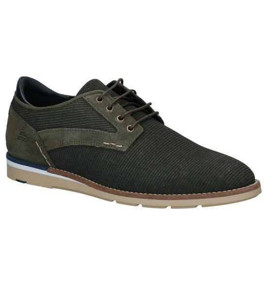 Bullboxer Chaussures habillées en Vert kaki