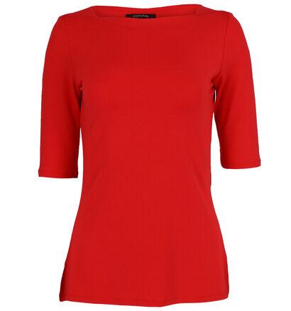 Comma T-shirt en Rouge (278162)