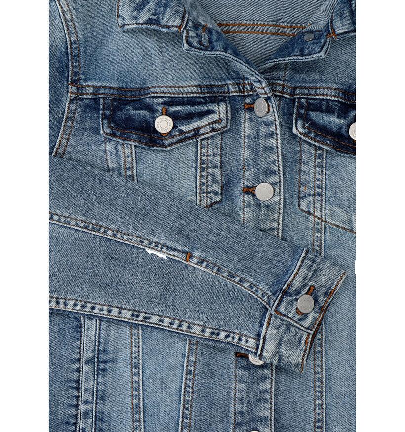 Vila Veste en jeans en Bleu (278171)