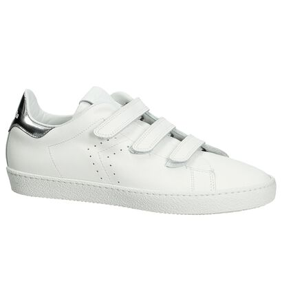 Rondinella Witte Lage Sneakers, Wit, pdp