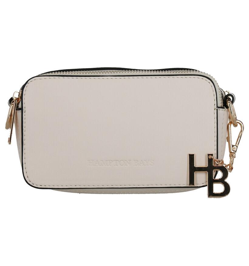 Hampton Bays Candy Sac porté croisé en Blanc en simili cuir (277931)