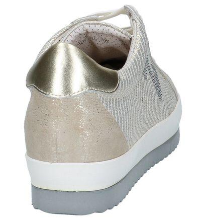 Lage Geklede Sneakers Nathan-Baume Goud, Goud, pdp