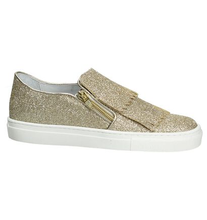 Hampton Bays Chaussures slip-on  (Or), Or, pdp