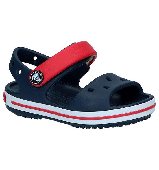 Crocs Crocband Blauwe Sandalen