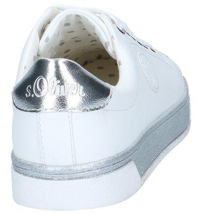 s.Oliver Chaussures à lacets  (Blanc), Blanc, pdp