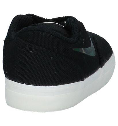 Nike SB Check Canvas TD Zwarte Sneakertjes, Zwart, pdp