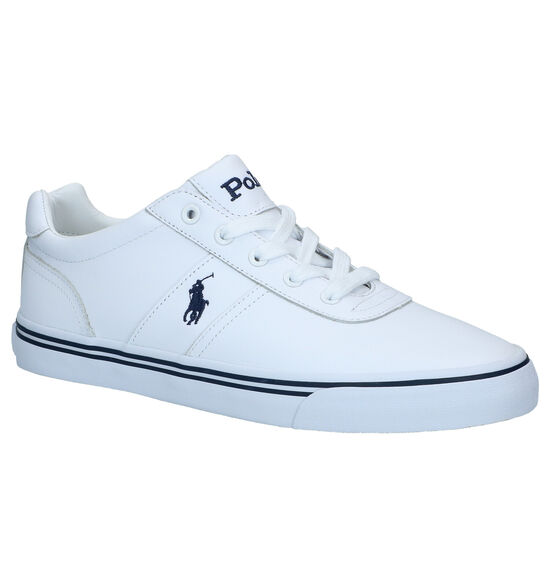 Polo Ralph Lauren Hanford Witte Sneakers