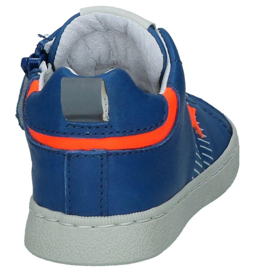 FR by Romagnoli Chaussures pour bébé  en Bleu foncé en synthétique (239941)