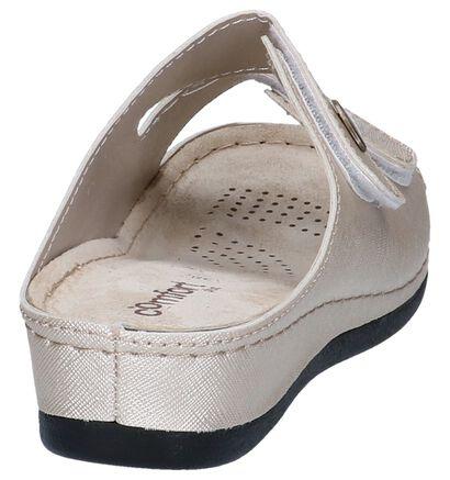 Gouden Slippers Comfort Plus, Goud, pdp