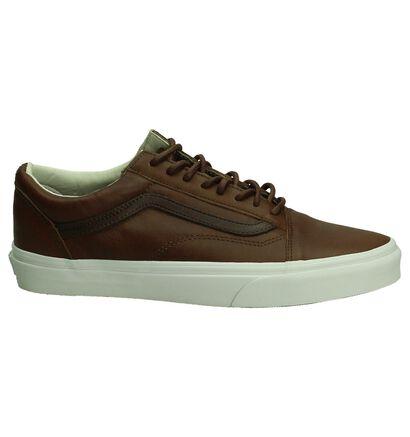 Bruine Sneakers Vans Old Skool, Bruin, pdp