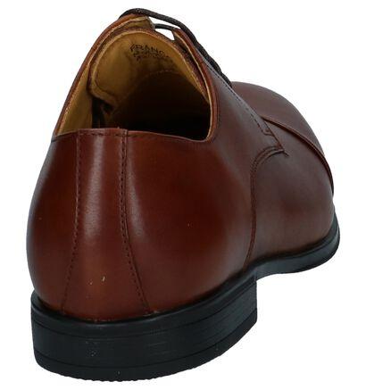 Steptronic Chaussures habillées  (Noir), Cognac, pdp