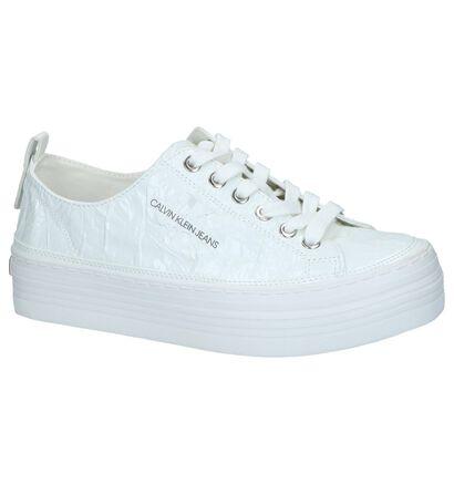 Calvin Klein Baskets basses  (Blanc), Blanc, pdp