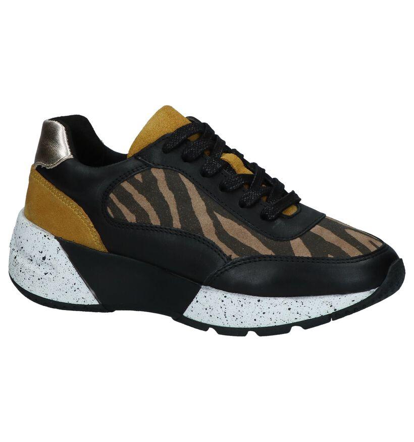 Bullboxer Multicolor Nineties Sneakers in daim (248688)