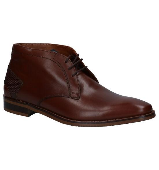 Ambiorix Funnix-a Chaussures Habillées en Brun