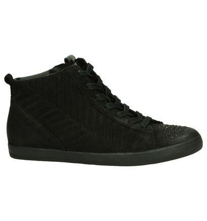 Gabor Chaussures à fermeture à glissière et lacets  (Noir), Noir, pdp