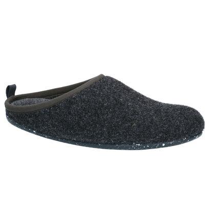 Camper Grijze Pantoffels in wol (256270)